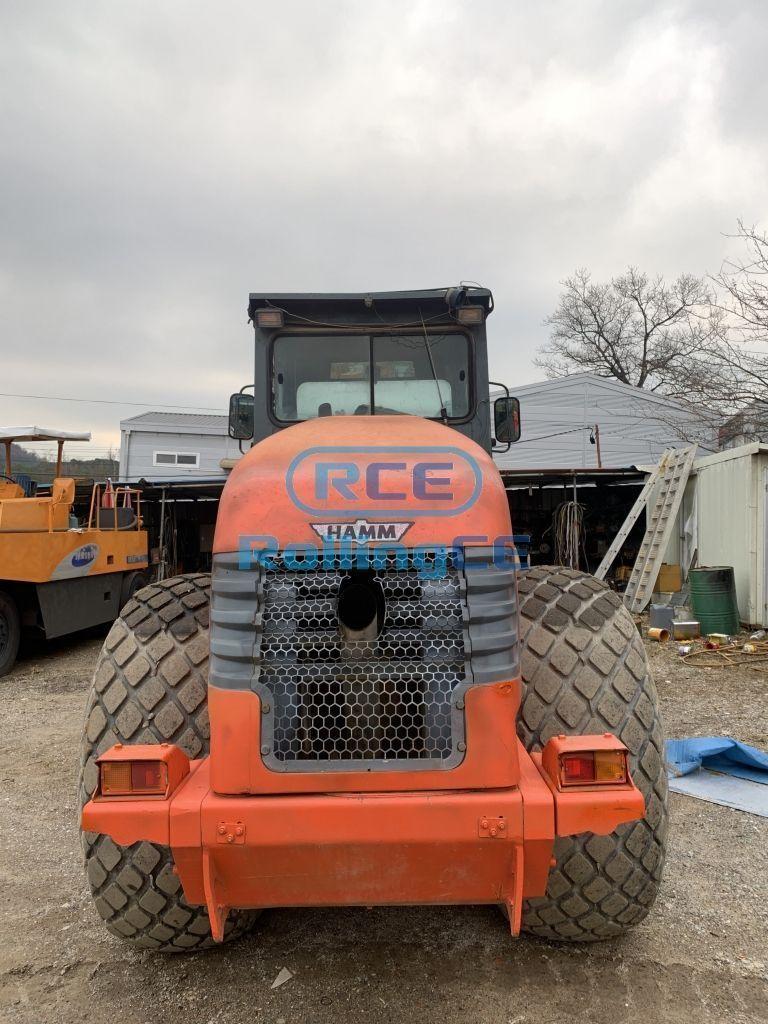 Road Construction Equipments 도로장비 Thiết bị thi công đường HAMM 3411