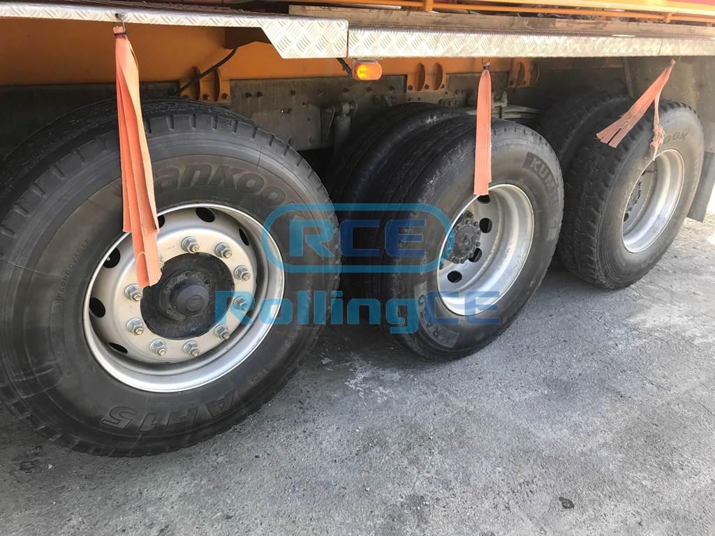 Concrete Pumps 콘크리트 펌프카 Xe bơm bê tông JUNJIN JJ-M5517 images