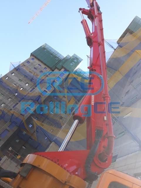 Concrete Pumps 콘크리트 펌프카 Xe bơm bê tông JUNJIN JD-M60 images