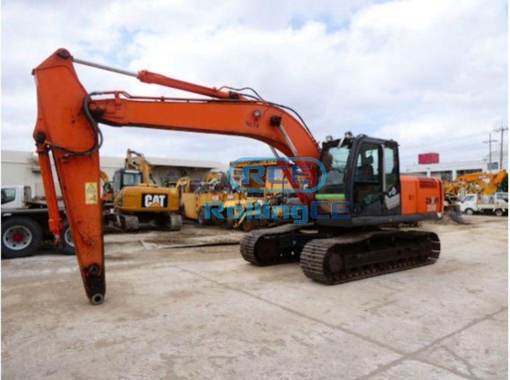 Crawler Excavators 무한 궤도식 굴삭기 Máy xúc bánh xích HITACHI ZX200-3