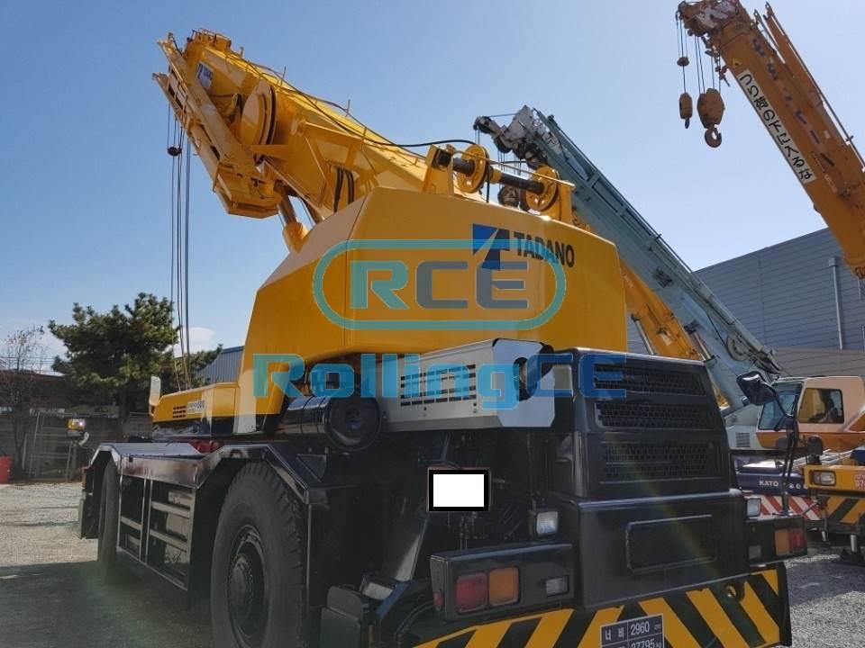 Cranes 크레인 Cần cẩu TADANO TR500M-3 images