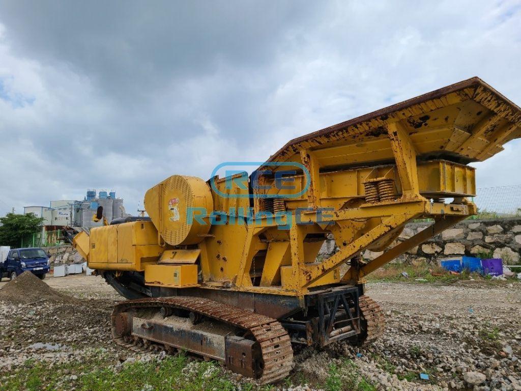 Road Construction Equipments 도로장비 Thiết bị thi công đường KOMATSU BR350 JG