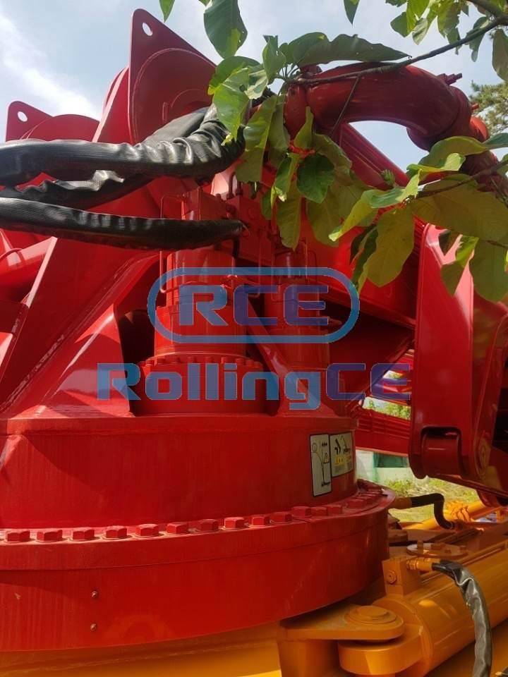 Concrete Pumps 콘크리트 펌프카 Xe bơm bê tông KCP KCP75ZS200 images