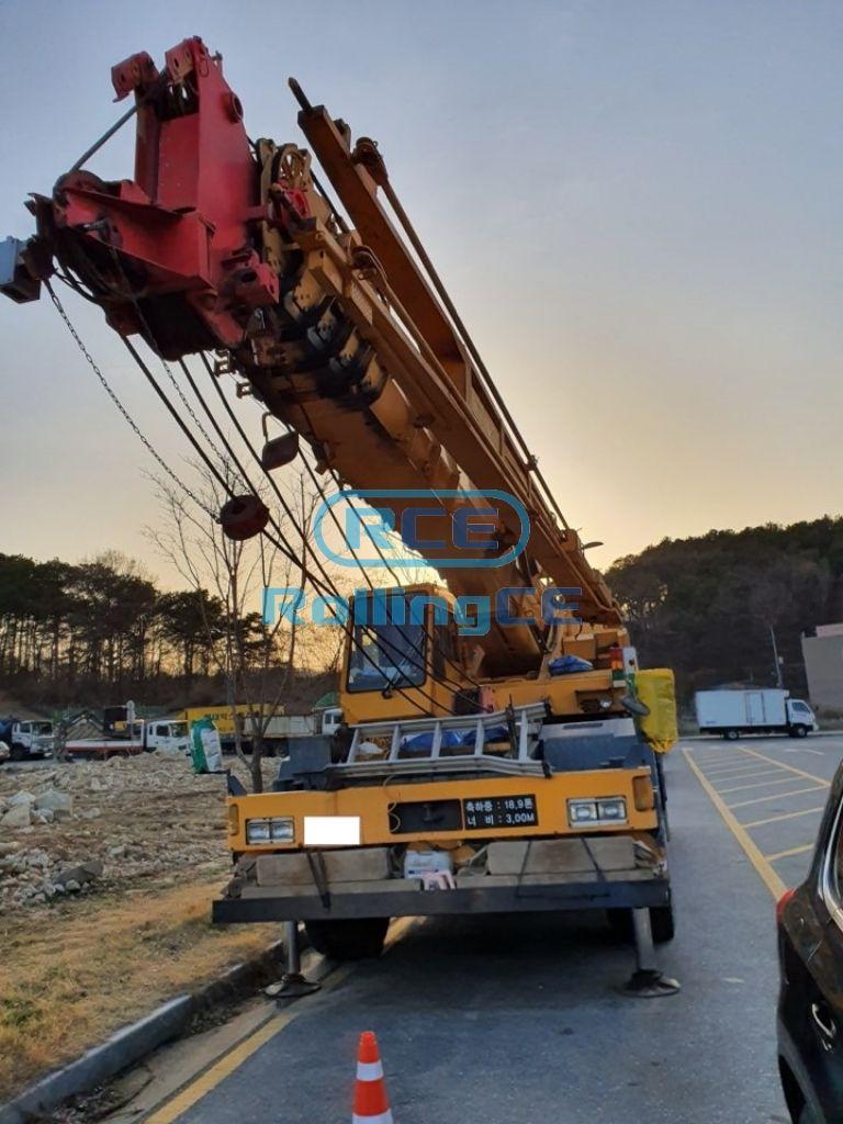 Cranes 크레인 Cần cẩu TADANO TR500M-1