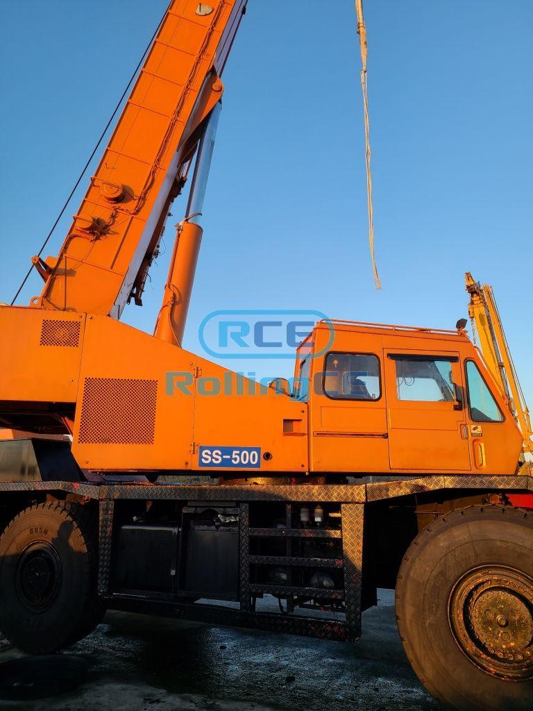 Cranes 크레인 Cần cẩu KATO SS500