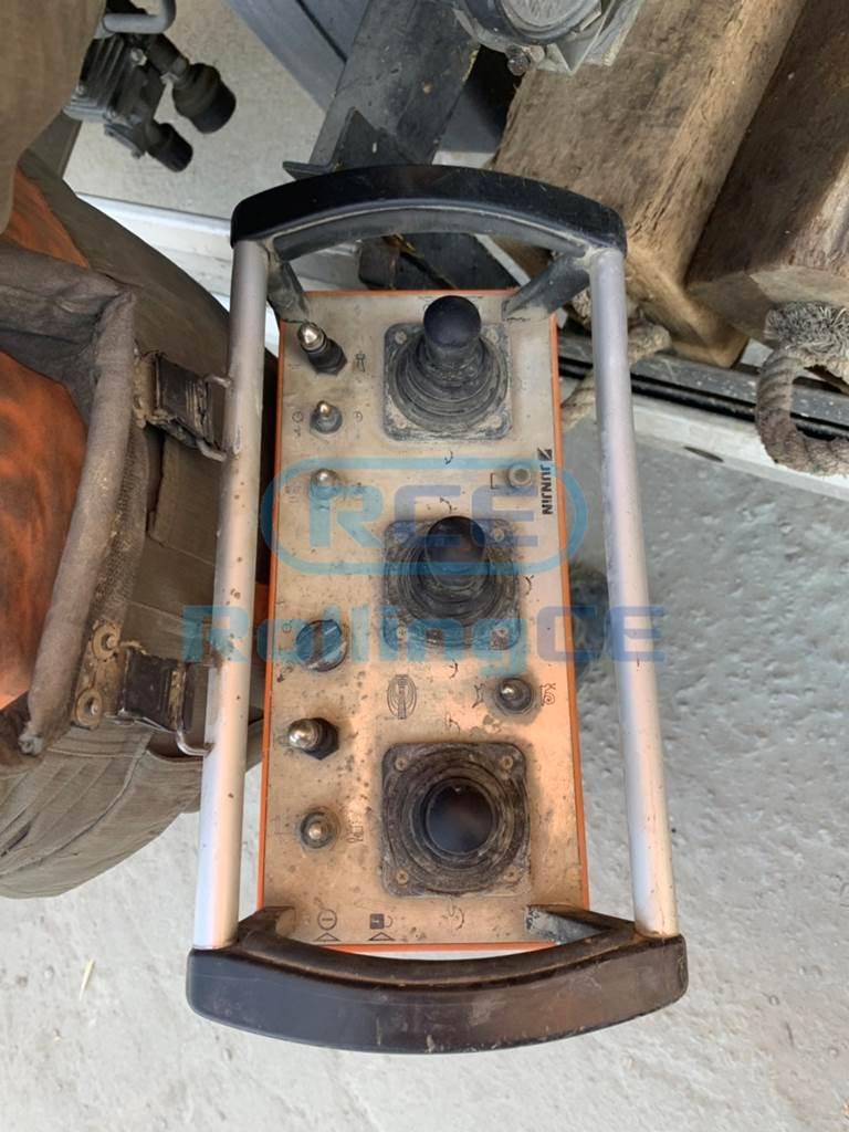 Concrete Pumps 콘크리트 펌프카 Xe bơm bê tông JUNJIN JX-ZR37 images