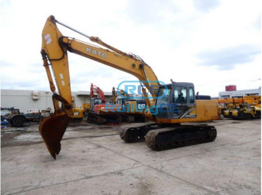 Crawler Excavators 무한 궤도식 굴삭기 Máy xúc bánh xích KATO HD820-6