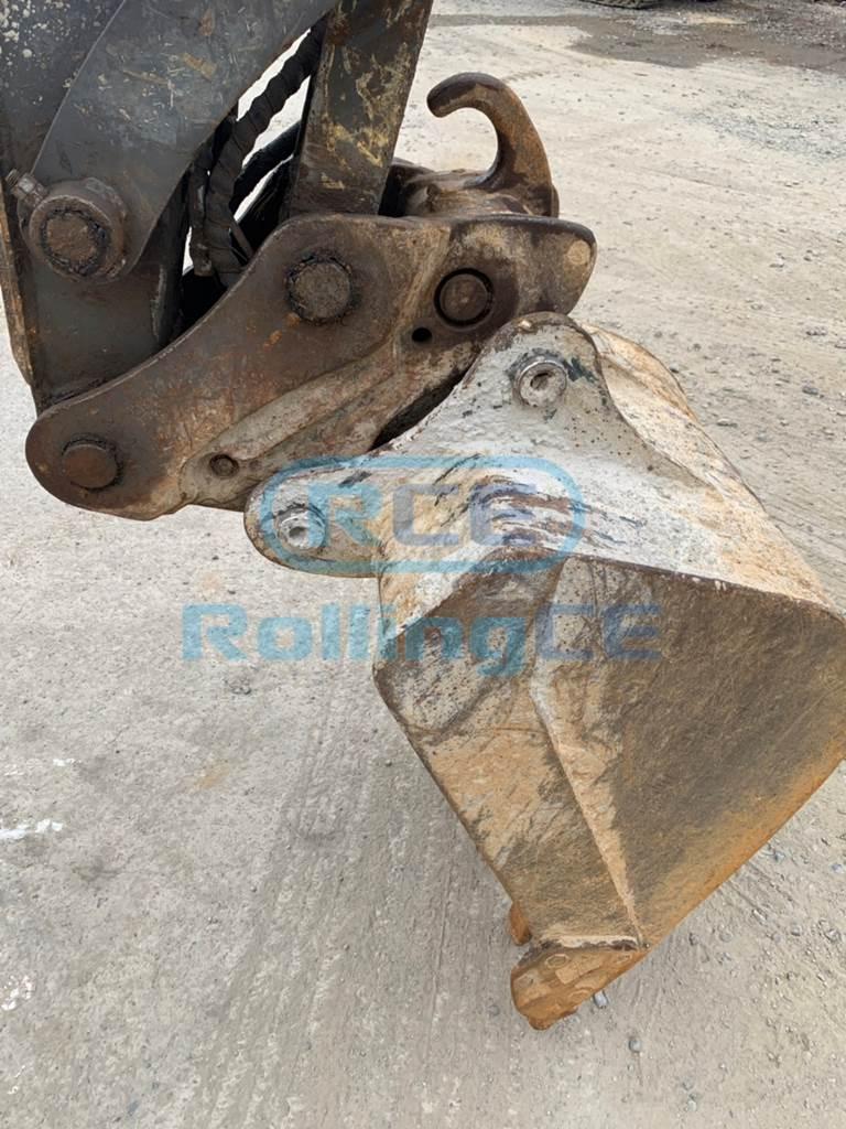 Wheel Excavators 타이어식 굴삭기 Máy xúc bánh lốp VOLVO EW55B images