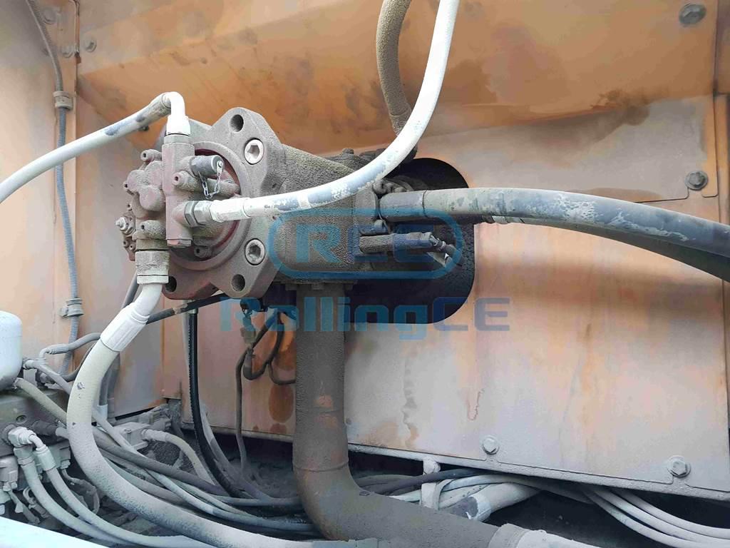 Crawler Excavators 무한 궤도식 굴삭기 Máy xúc bánh xích HYUNDAI R300LC images