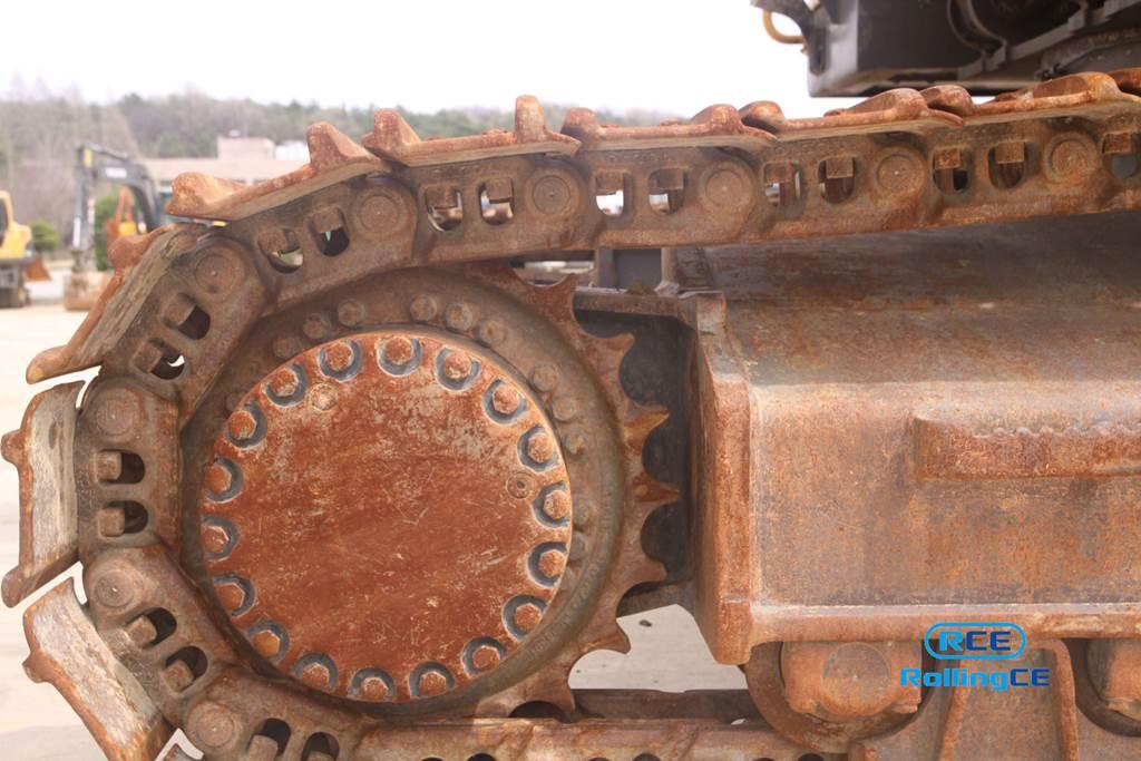 Crawler Excavators 무한 궤도식 굴삭기 Máy xúc bánh xích VOLVO EC360B PRIME images
