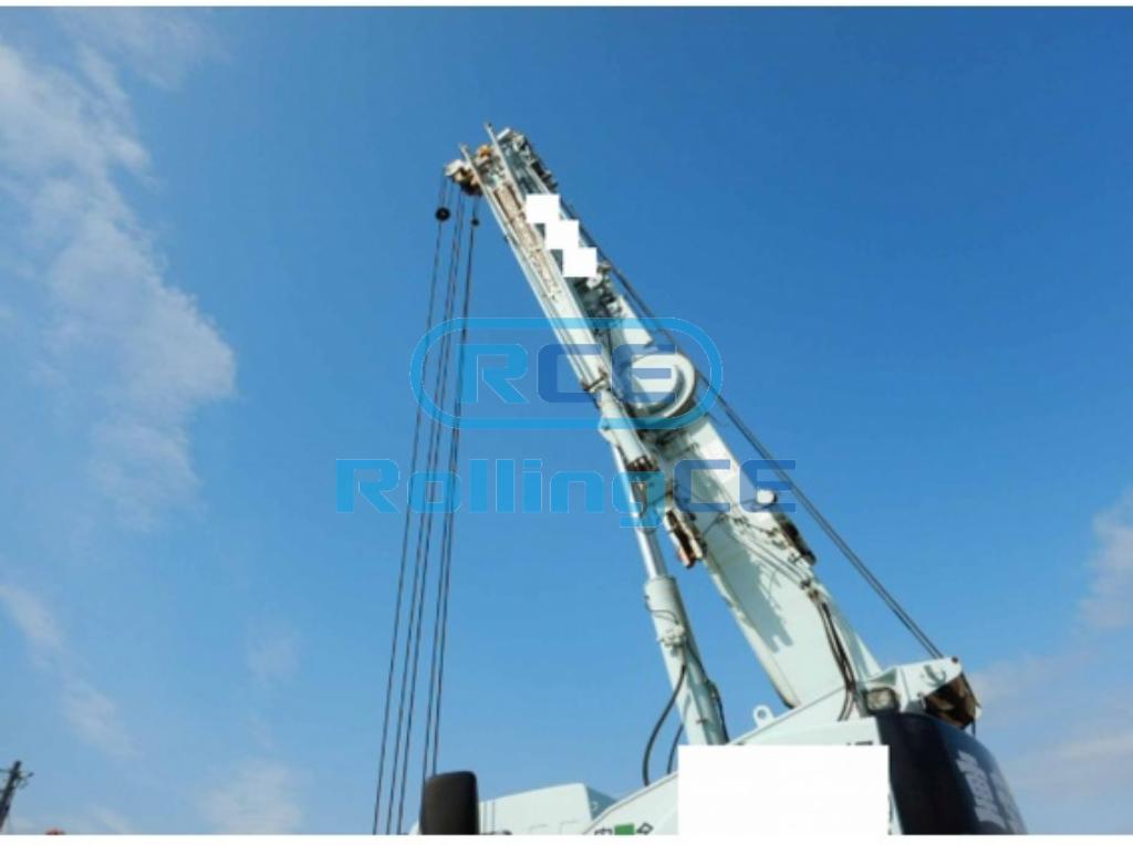 Cranes 크레인 Cần cẩu KATO KR25H-V5 images