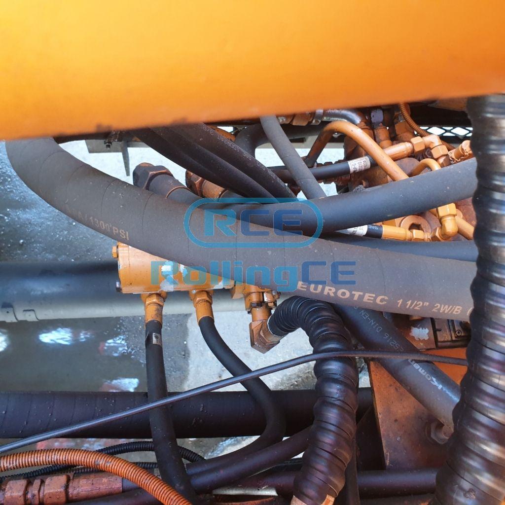 Concrete Pumps 콘크리트 펌프카 Xe bơm bê tông DONGYANG DCP45X-5RZ images
