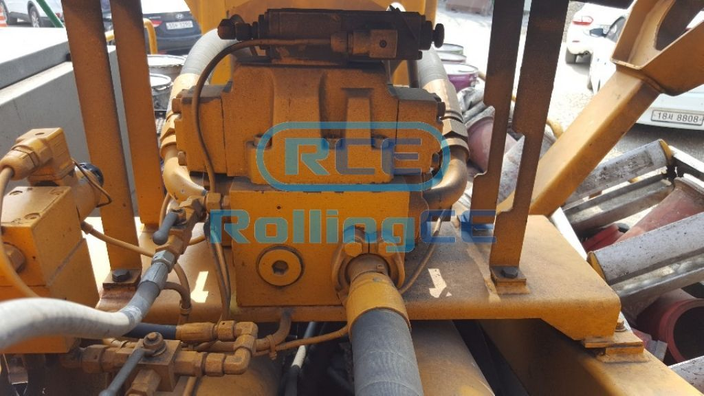 Concrete Pumps 콘크리트 펌프카 Xe bơm bê tông JUNJIN JX-M4517 images