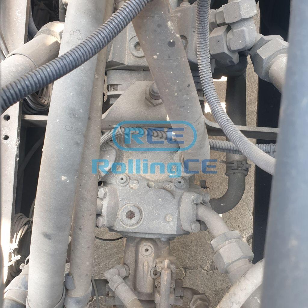 Concrete Pumps 콘크리트 펌프카 Xe bơm bê tông PUTZMEISTER BSF M44 - 5. 16H images