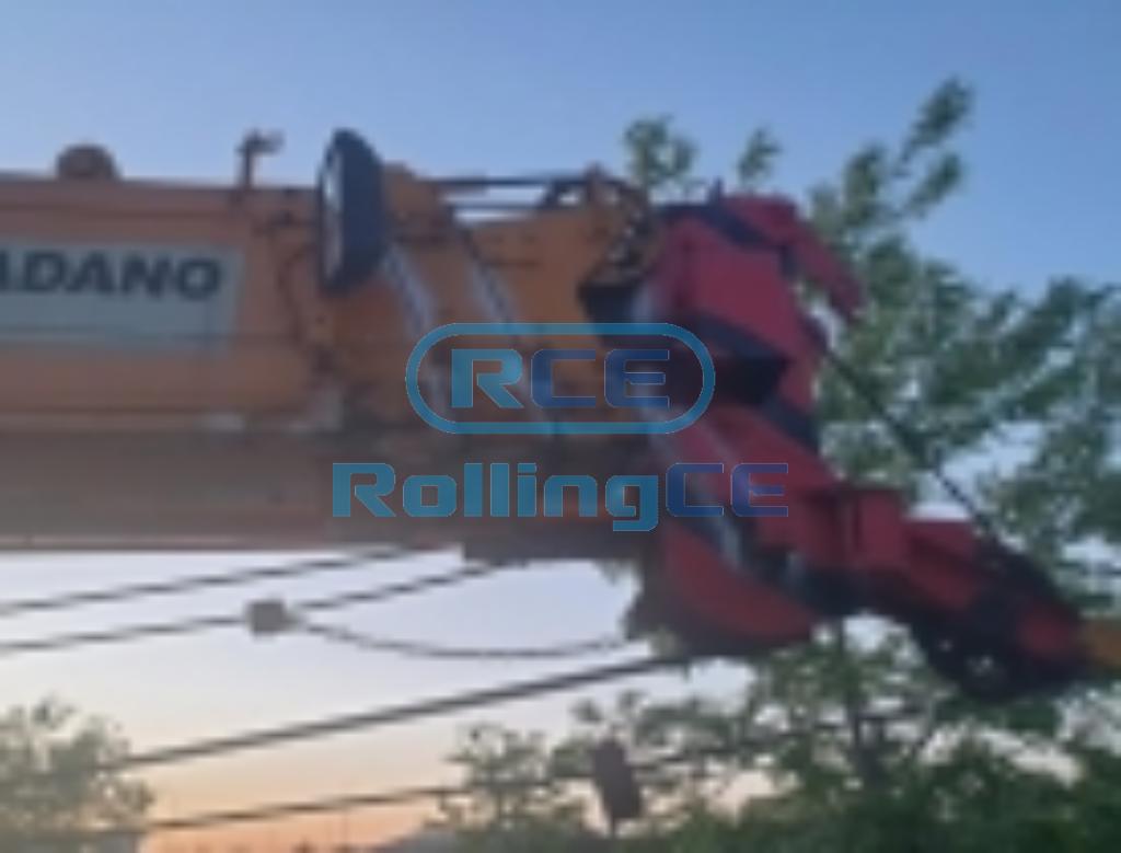 Cranes 크레인 Cần cẩu TADANO TR-250M images