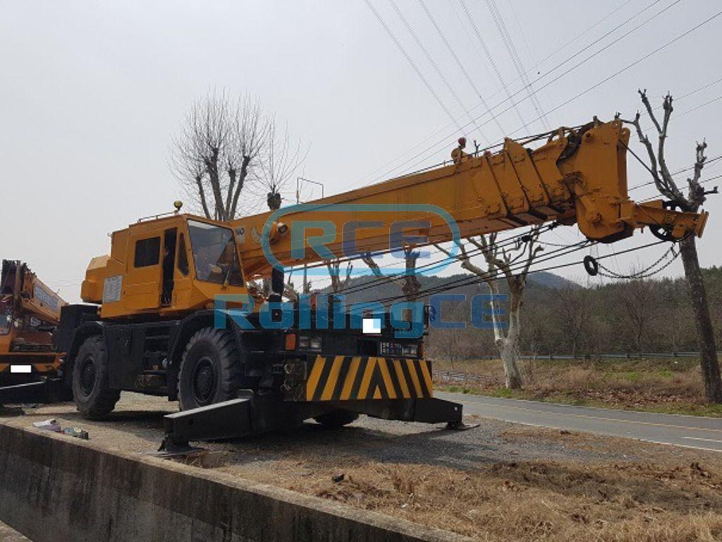 Cranes 크레인 Cần cẩu TADANO TR350