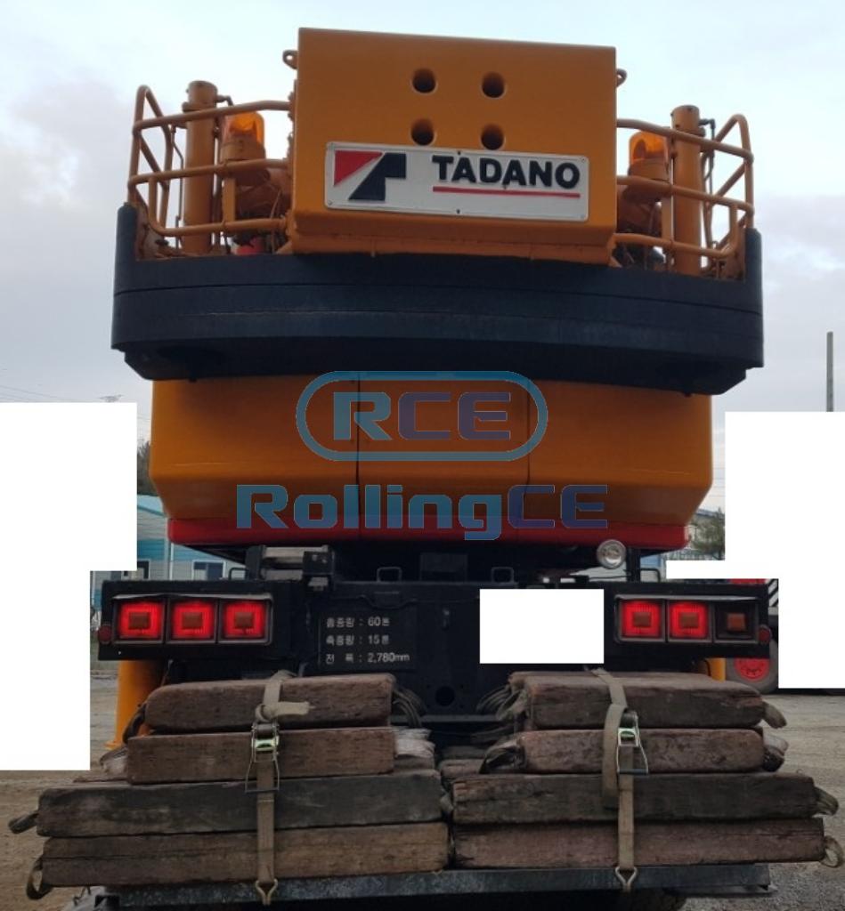 Cranes 크레인 Cần cẩu TADANO AR1000M-1 images