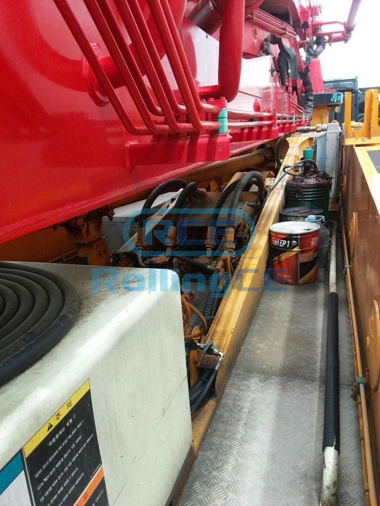 Concrete Pumps 콘크리트 펌프카 Xe bơm bê tông EVERDIGM 60CS images