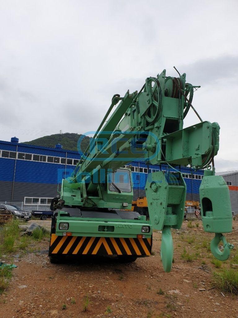 Cranes 크레인 Cần cẩu KATO KR300