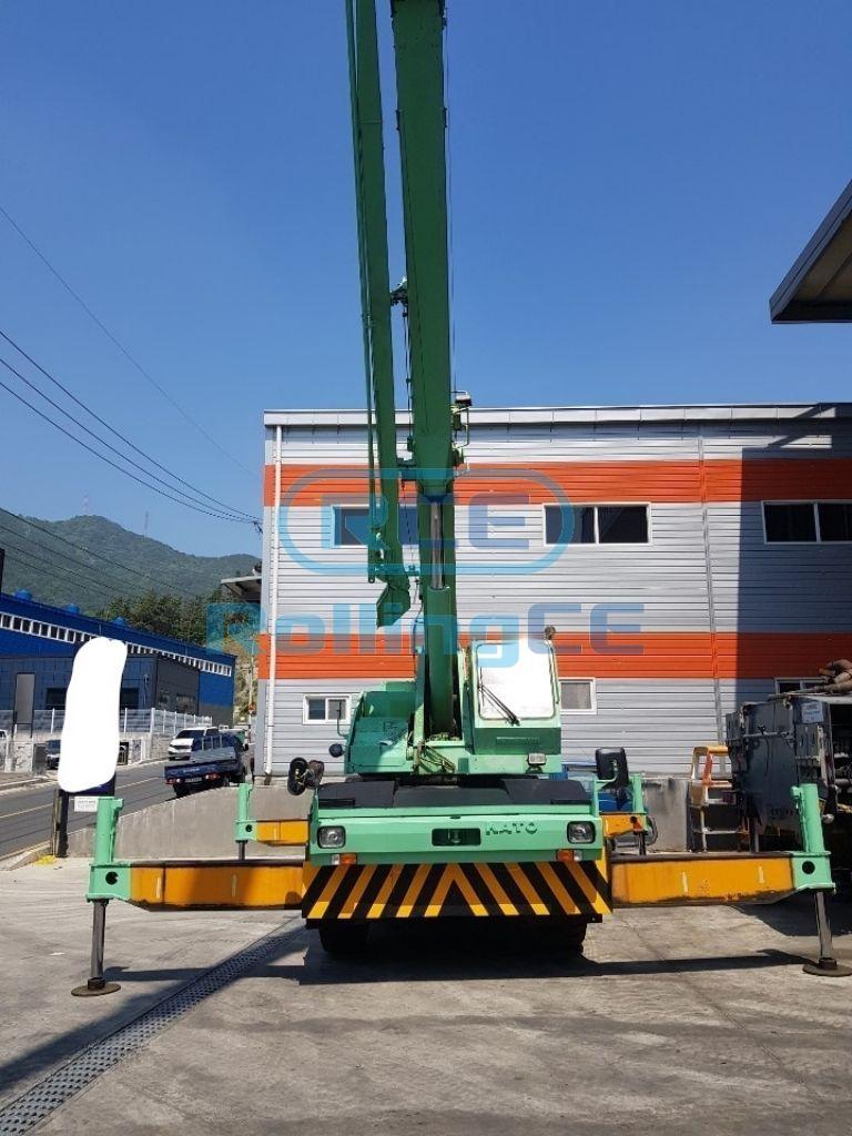 Cranes 크레인 Cần cẩu KATO KR300 images