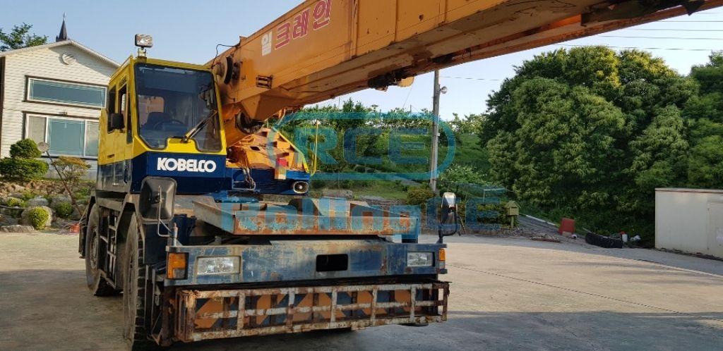 Cranes 크레인 Cần cẩu KOBELCO RK250 images