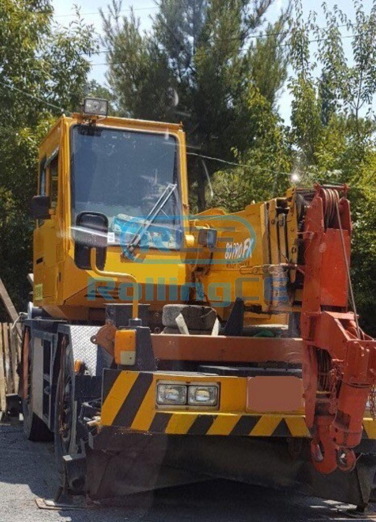 Cranes 크레인 Cần cẩu TADANO TR80 images