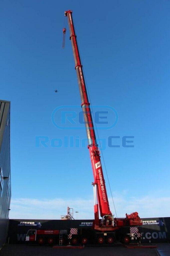 Cranes 크레인 Cần cẩu DEMAG AC500 images