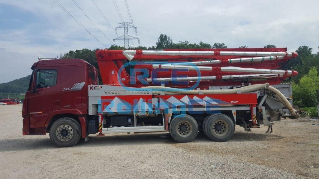Concrete Pumps 콘크리트 펌프카 Xe bơm bê tông KCP KCP38ZX5170 images