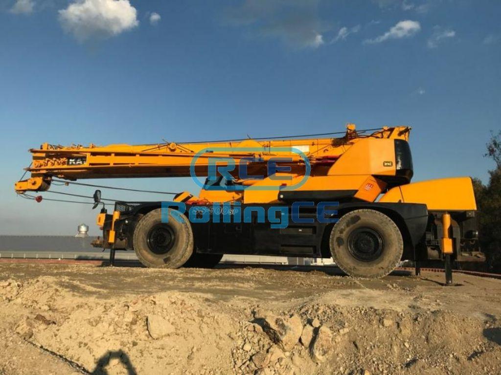 Cranes 크레인 Cần cẩu KATO SS500SP(KR50H) images