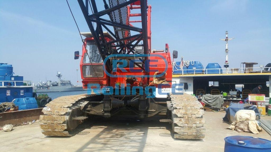 Cranes 크레인 Cần cẩu HITACHI KH300-3 images