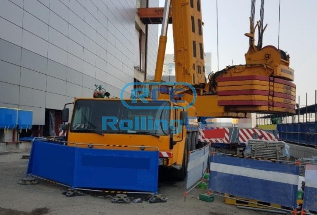 Cranes 크레인 Cần cẩu LIEBHERR LTM1500