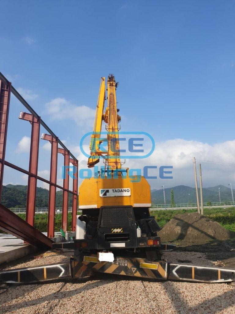Cranes 크레인 Cần cẩu TADANO TR-250M-5 images