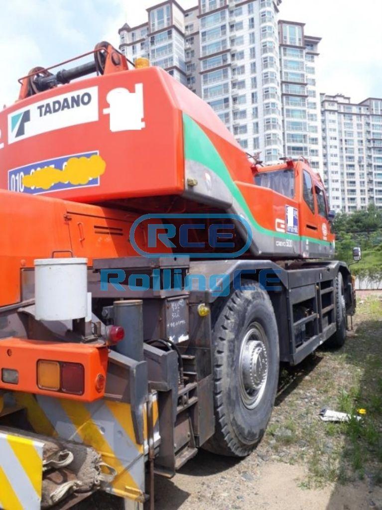 Cranes 크레인 Cần cẩu TADANO TR-500M-3 images