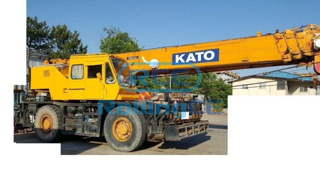 Cranes 크레인 Cần cẩu KATO KR25H images