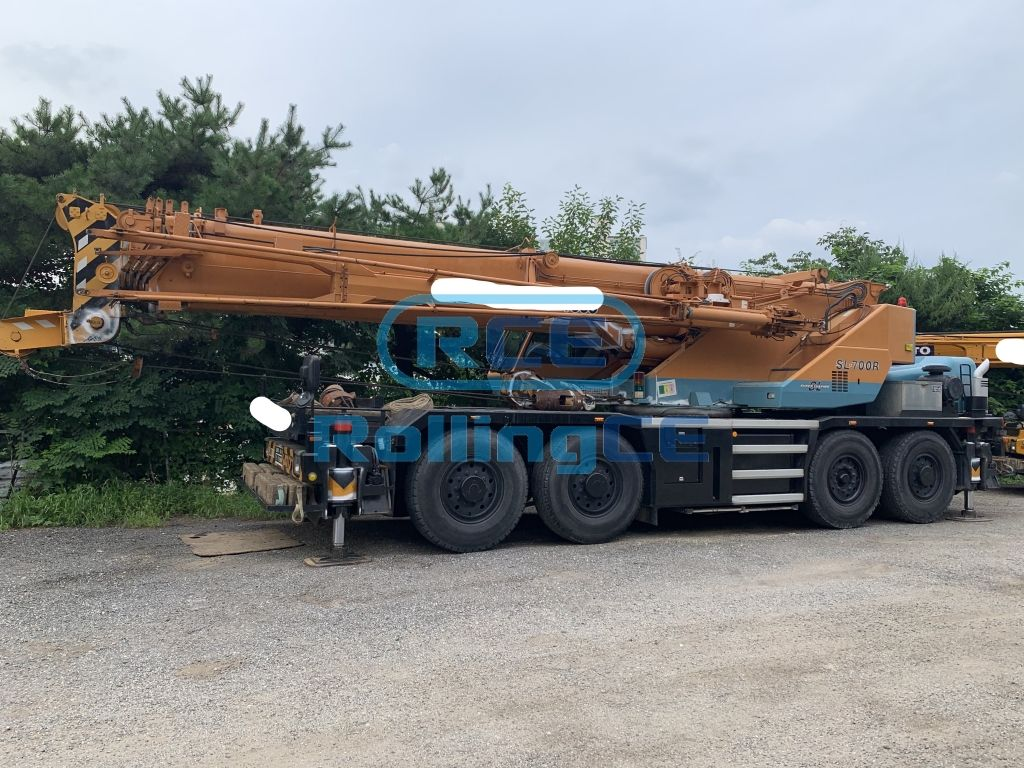 Cranes 크레인 Cần cẩu KATO KR-70H-L