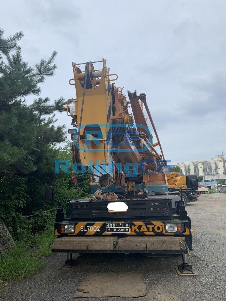 Cranes 크레인 Cần cẩu KATO KR-70H-L images