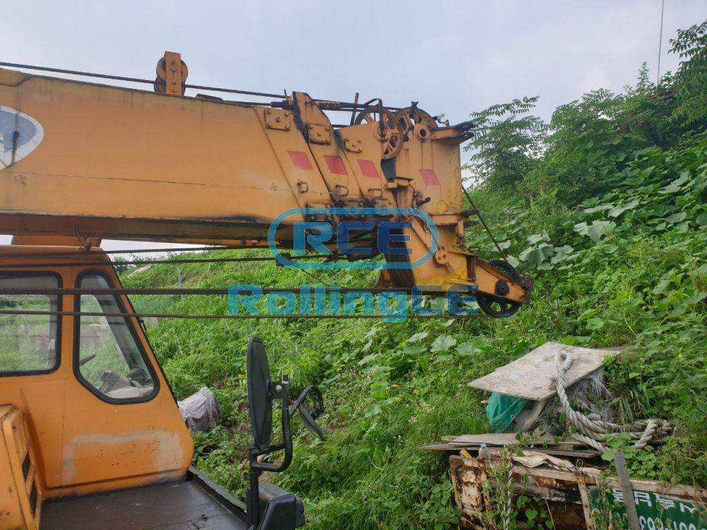 Cranes 크레인 Cần cẩu SAMSUNG SC25H-2 images
