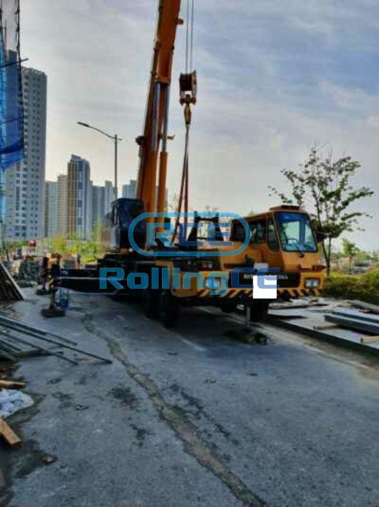 Cranes 크레인 Cần cẩu SAMSUNG SC50H-2 images