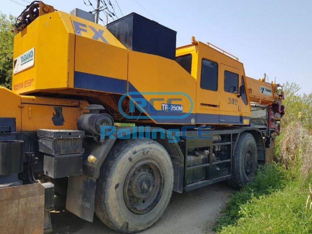 Cranes 크레인 Cần cẩu TADANO TR250 images