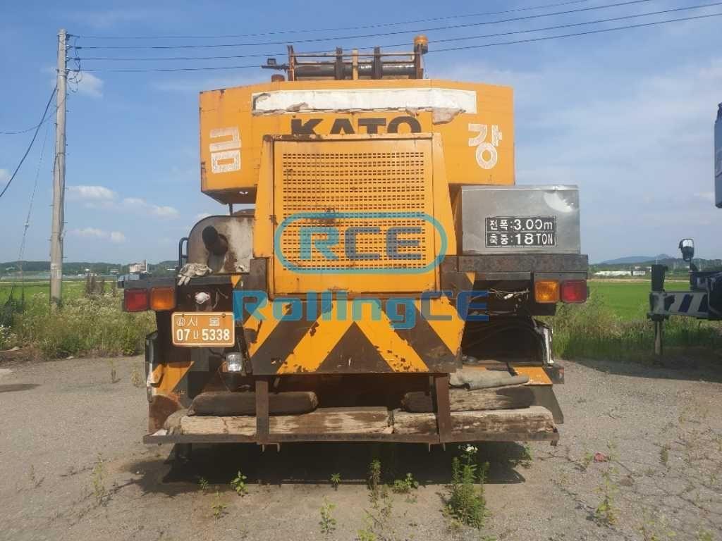 Cranes 크레인 Cần cẩu KATO SS500 images