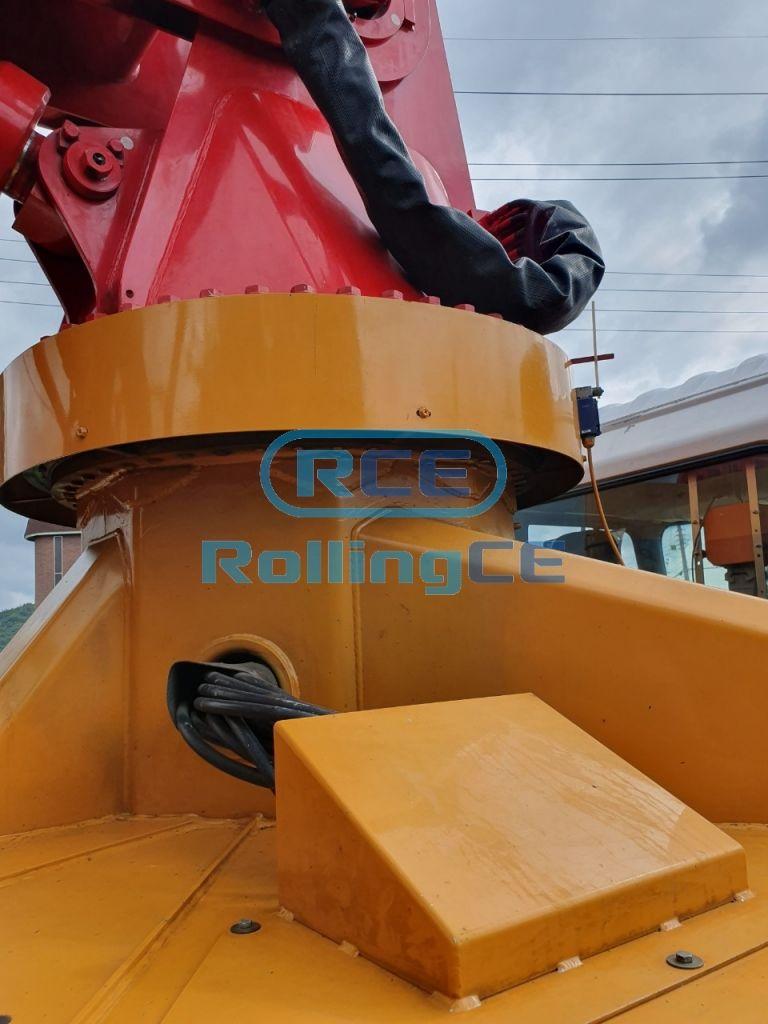 Concrete Pumps 콘크리트 펌프카 Xe bơm bê tông JUNJIN JX-RZ42H images