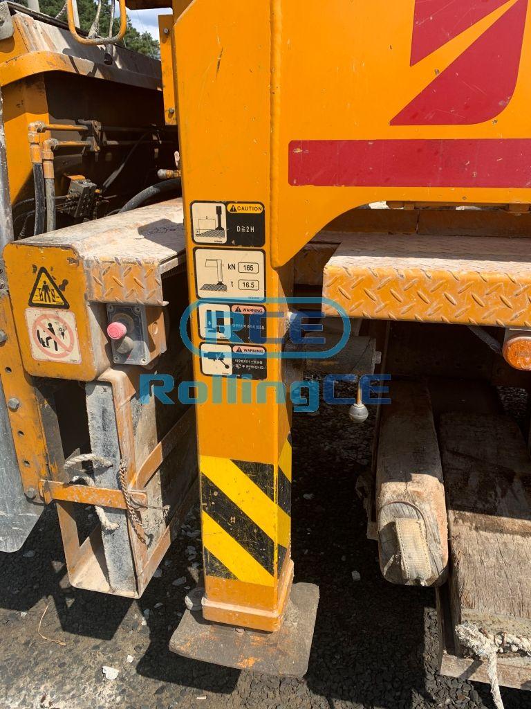 Concrete Pumps 콘크리트 펌프카 Xe bơm bê tông JUNJIN JX-H3717 images