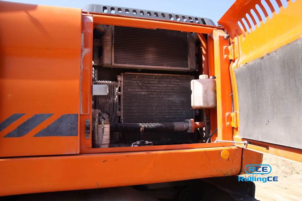 Wheel Excavators 타이어식 굴삭기 Máy xúc bánh lốp DOOSAN DX210WA images