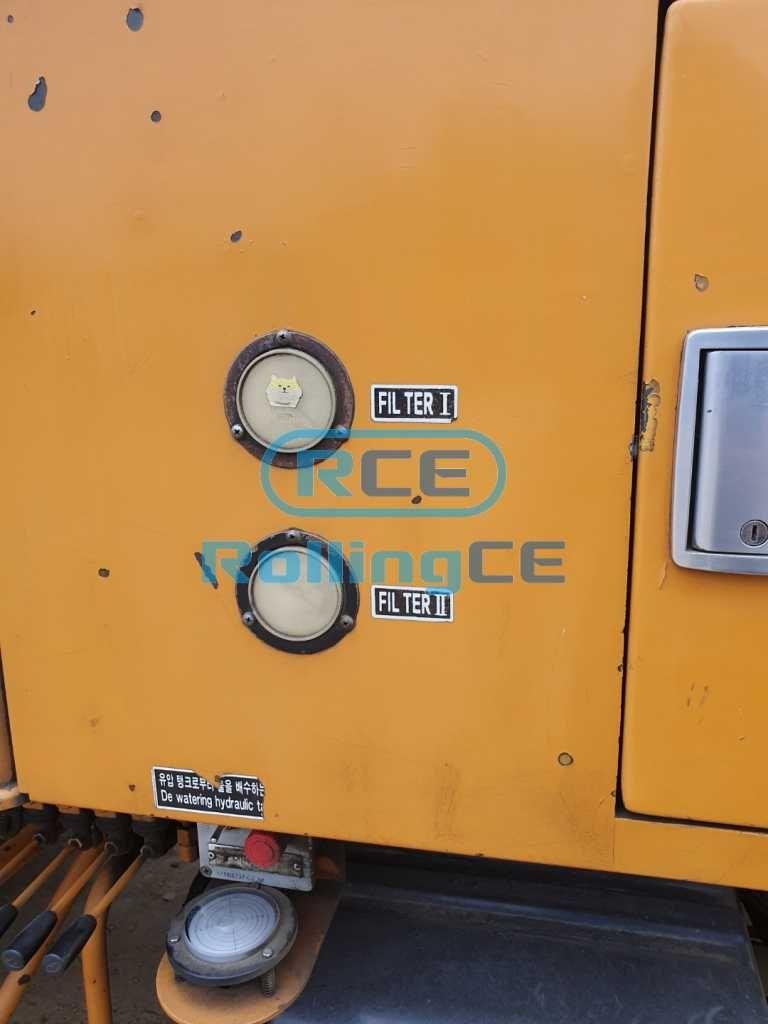 Concrete Pumps 콘크리트 펌프카 Xe bơm bê tông DONGYANG DMC32X-5RZ images