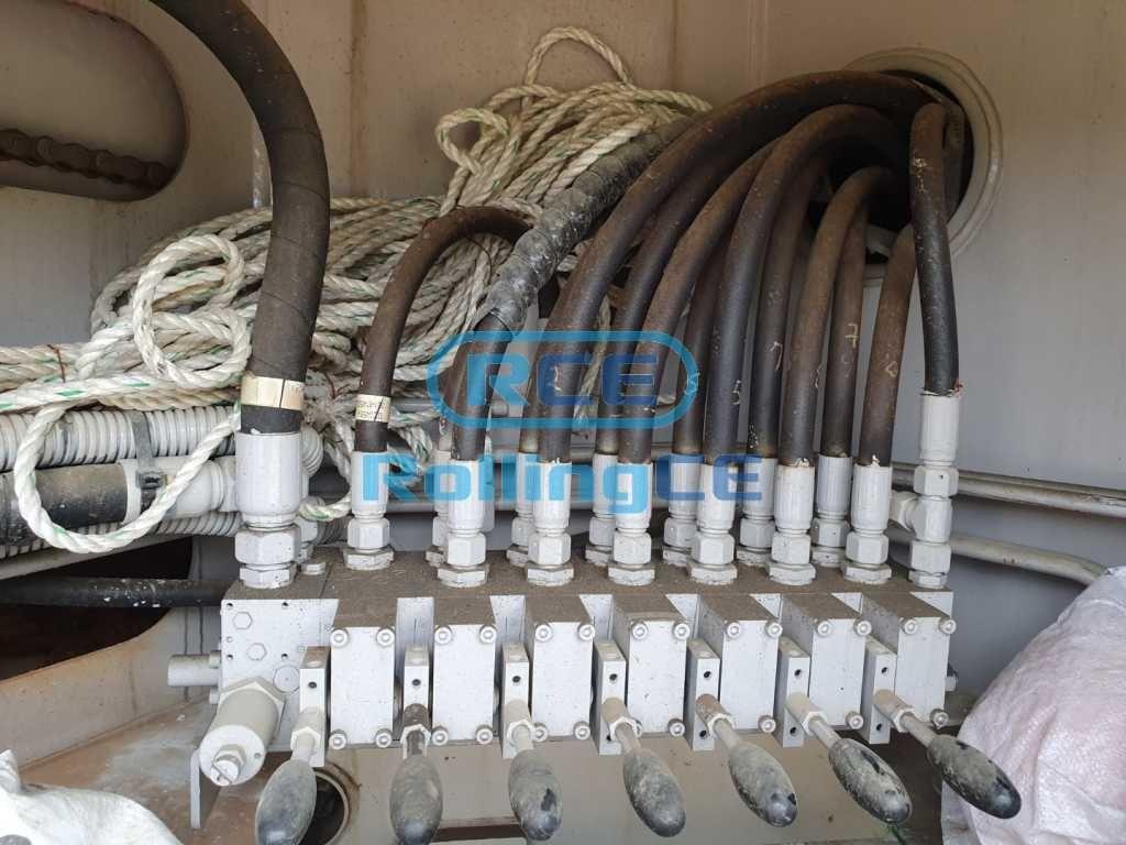 Concrete Pumps 콘크리트 펌프카 Xe bơm bê tông DONGYANG DCP38X5ZRP005 images