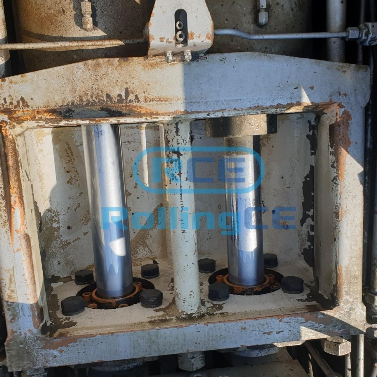 Concrete Pumps 콘크리트 펌프카 Xe bơm bê tông KCP KCP38ZX5120 images