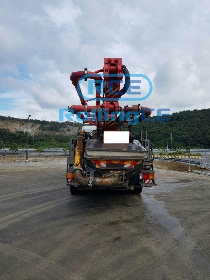 Concrete Pumps 콘크리트 펌프카 Xe bơm bê tông KCP KCP36ZX5120 images