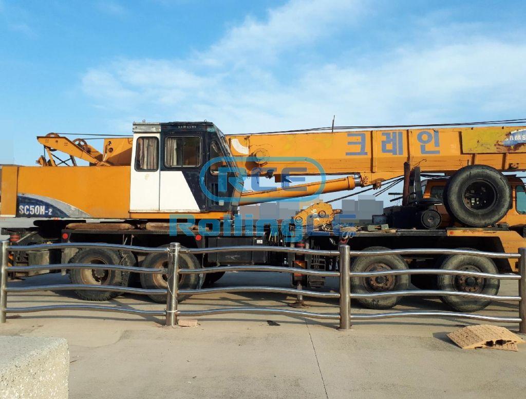 Cranes 크레인 Cần cẩu SAMSUNG SC50H-2