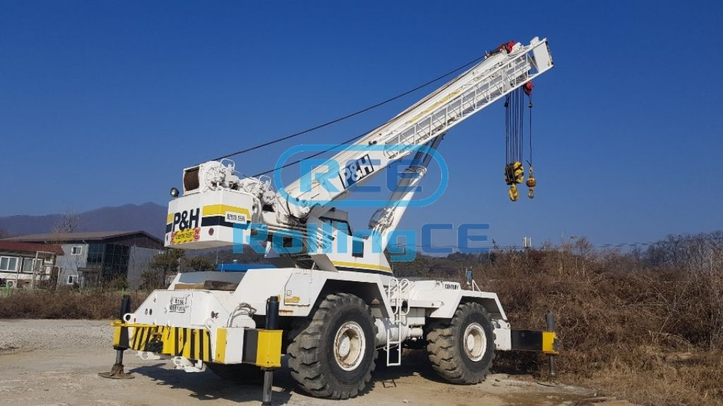 Cranes 크레인 Cần cẩu P&H CENTRY2 images