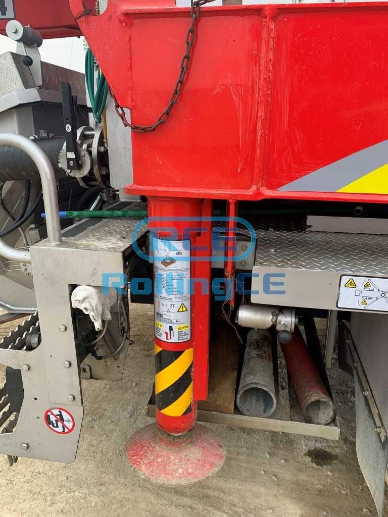 Concrete Pumps 콘크리트 펌프카 Xe bơm bê tông KCP KCP36ZX5150 images